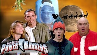 Power Rangers | Christmas Compilation!