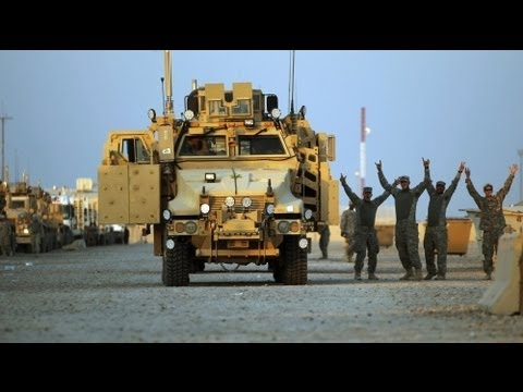 Last US troops leave Iraq