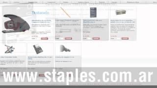 Capacitaciones Staples - Insumos para Impresoras