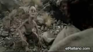 Gollum --el  RellanO