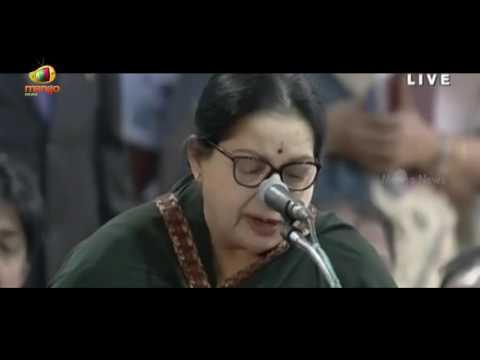 Jayalalithaa Swearing in Ceremony | Tamil Nadu Chief Minister | Madras University Auditorium