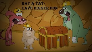 Rat-A-Tat | Chotoonz  Kids Funny Cartoon Videos 'Cave Digger Don'