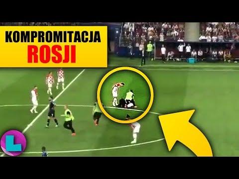 ZAKŁÓCILI FINAŁ MUNDIALU! Francja Mistrzem Świata! Brawa Dla Chorwacji!