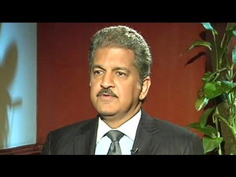 Anand Mahindra on Indo-US business ties