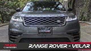 Range Rover Velar R Dynamic a prueba - CarManía [2019]