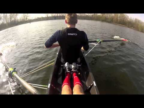Norwegian Rowing Squad - Hazewinkel Training Camp