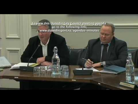 Dunedin City Council - Economic Development Committee - July 18 2016