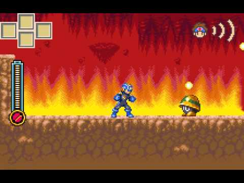 Rockman EXE WS (english translation) - First time playing a mega man hack - User video