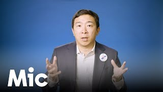 Andrew Yang discusses how he plans to defeat Trump in 2020