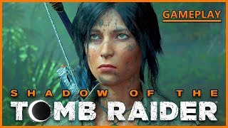 SHADOW OF THE TOMB RAIDER | Gameplay FR Exclu!