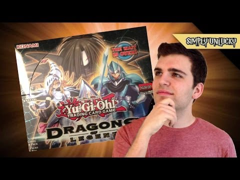 Best Yugioh Dragons Of Legend 1st Edition Booster Box Opening! Oh Baby!!! video