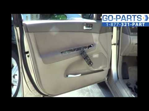 How To Install Replace Front Outside Door Handle Toyota Camry 92 96 How To Save