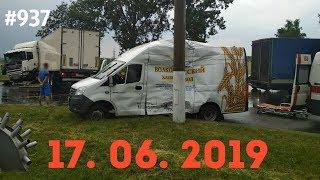 ☭★Подборка Аварий и ДТП/Russia Car Crash Compilation/#937/June 2019/#дтп#авария