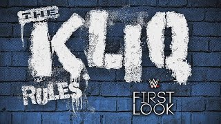 WWE Network: First Look - The KLIQ Rules preview