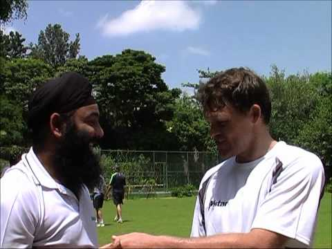 The Singh Sessions Pt3 - Lou Vincent and training under lockdown