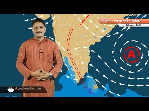 Weather Forecast for April 18: Rain over hills, heatwave over East and Central India