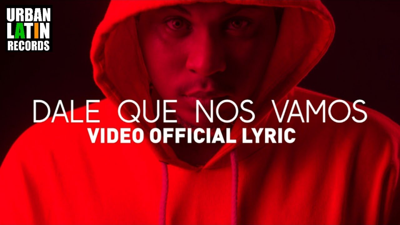HARRISON - DALE QUE NO VAMOS - (OFFICIAL LYRIC VIDEO) (REGGAETON 2017)