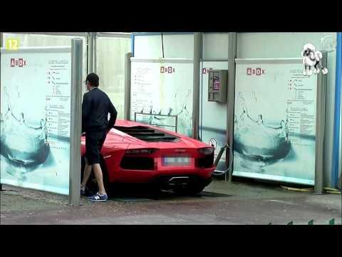 Kuba Myje Lamborghini... Za 5 Złotych!