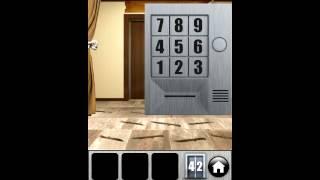 Игра 100 doors 2013 прохождение 42 уровень