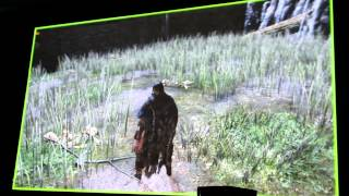 Dynamic Super Resolution (DSR) demo by NVIDIA