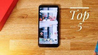 Redmi 5 - Top 5 Features