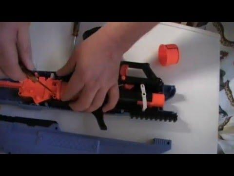 Repair your Apollo Nerf Rival gun after it jams.