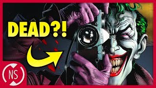 KILLING JOKE: Did Batman Kill Joker? || Comic Misconceptions || NerdSync