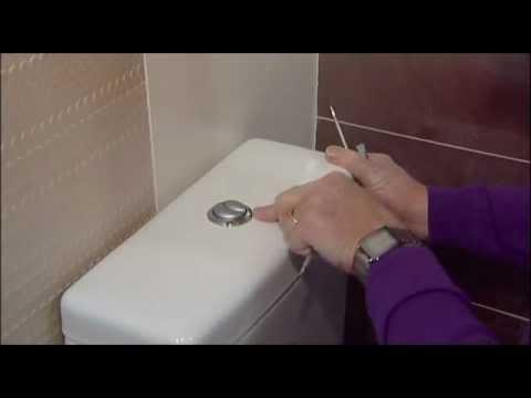 Flushing Mechanism Of Toilet