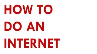 How to use the internet ON LINE (IN DEPTH TUTORIAL)