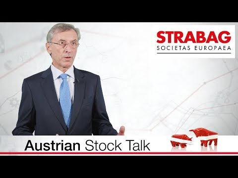 AUSTRIAN STOCK TALK: Strabag SE (2018) Deutsch