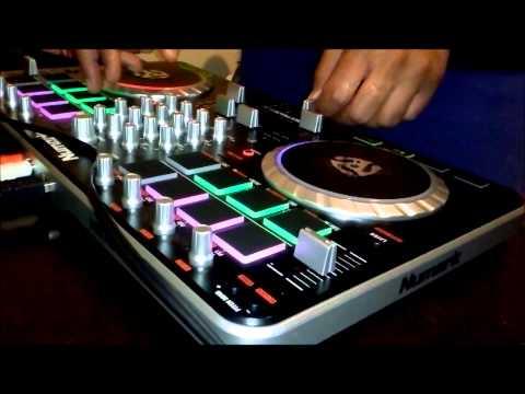 Mixtrack quad trick mix