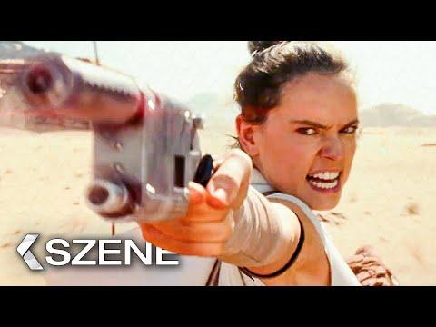 Gelingt die Flucht? - STAR WARS 9 Szene & Trailer German Deutsch (2019)