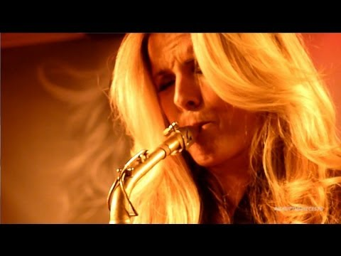 Candy Dulfer @ Schiphol 2012 - Candy to the Mexx