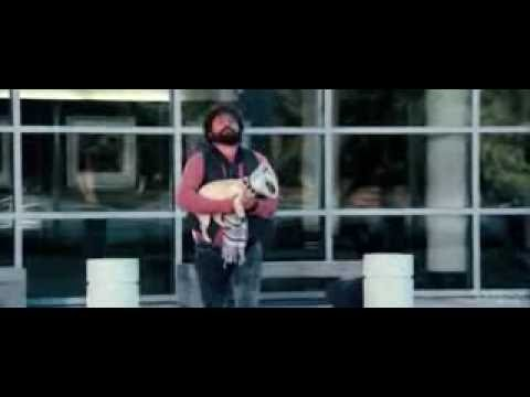 Due Date Movie Trailer (Zach Galifianakis and Robert Downey Jr.)