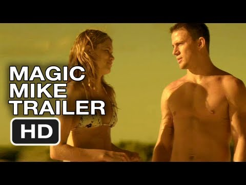 Magic Mike Trailer – Channing Tatum Stripper Movie (2012) Official Trailer HD