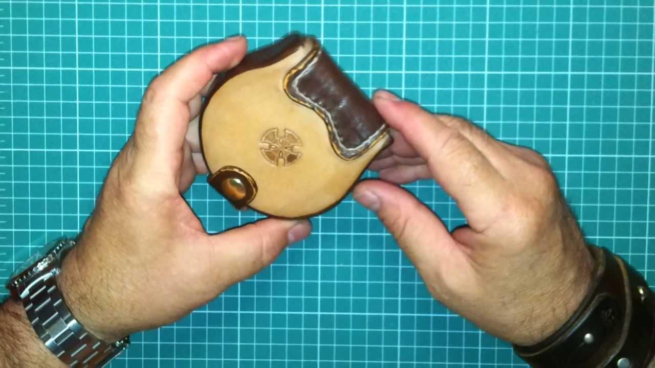 Монетница карманная своими руками 55