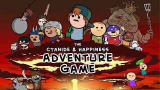 Cyanide & Happiness - Adventure Game