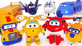 Super Wings new friend Neo appeared! Defeat the villains who attacked the airport! #DuDuPopTOY