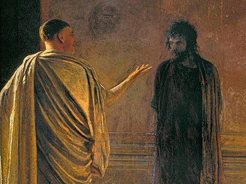 Рав М.Финкель: На каком языке проповедовал Иисус Христос?