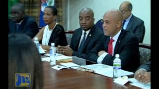 VIDEO: President Martelly visit to Jamaica - From a Jamaican Standpoint