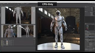 Powerful GPU Rendering Performance with NVIDIA Quadro RTX