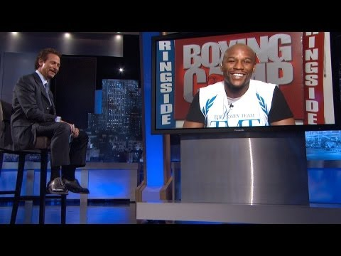 What is Floyd Mayweather Afraid Of  JIM ROME ON SHOWTIME