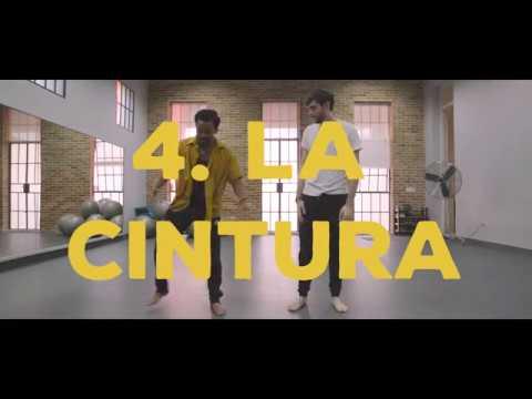 Alvaro Soler - La Cintura (Dance Tutorial)