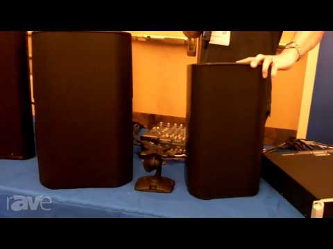 E4 AV Tour: QSC Showcases New PLD Series Amplifier with DSP, S Series Indoor/Outdoor Speakers
