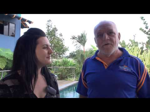 The People of Cairns on the Aquis Casino proposal- Joe & Amanda Spelta of Placid Pools