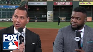 MLB on FOX crew reacts to Nationals winning World Series | FOX MLB
