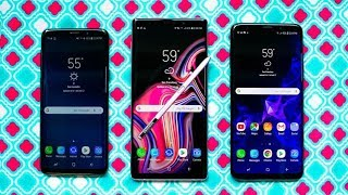 Samsung Galaxy Note 9 review Samsung best  everything  phone
