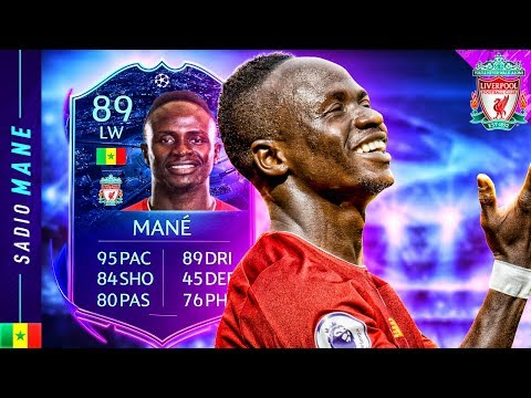 WORTH THE COINS?! 89 ROAD TO THE FINAL MANE REVIEW! FIFA 20 Ultimate Team