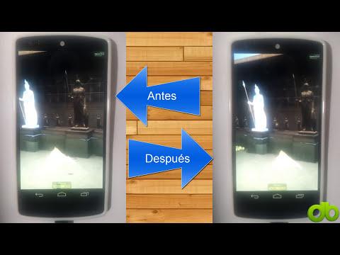 Accelera el rendimiento de tu Nexus (Librerías Dalvik y Bionic) (Optimizar Nexus 4, 5, 7, 10)