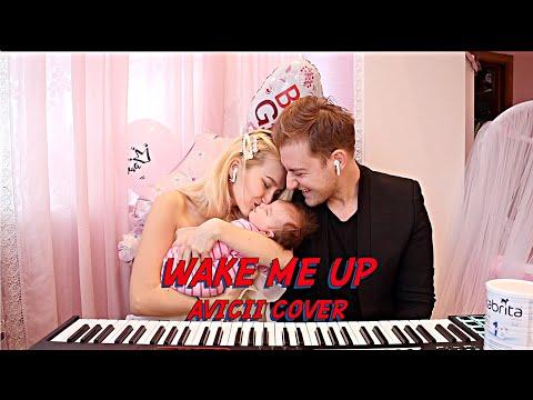 NANSI & SIDOROV | WAKE ME UP | AVICII COVER | KABRITA